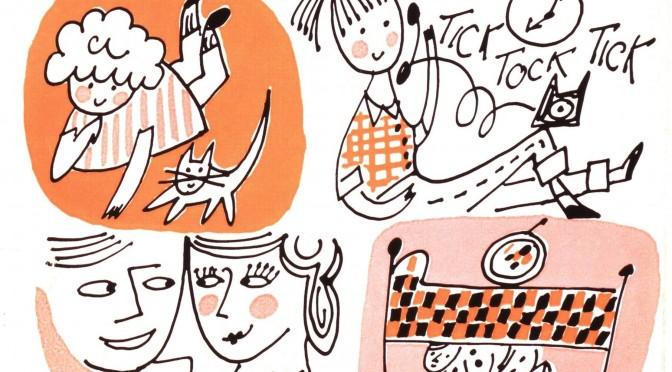 Comic-haftes bei Andy Warhol