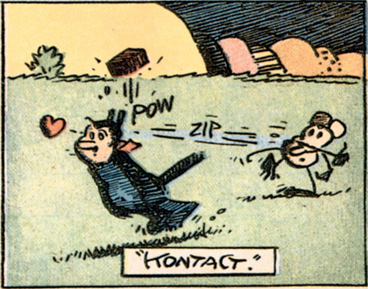 Comics als Avantgarde