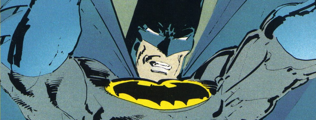 The Dark Knight Keeps on Returning – Teil 01